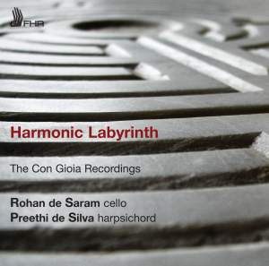 Harmonic Labyrinth (The Con Gioia Recordings)