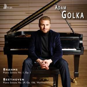 Brahms & Beethoven: Piano Sonatas