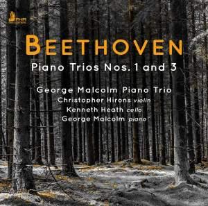 Beethoven: Piano Trios Nos. 1 & 3