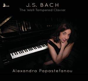 JS Bach: The Well-Tempered Clavier