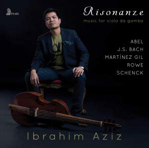 Risonanze: Music for viola da gamba Product Image