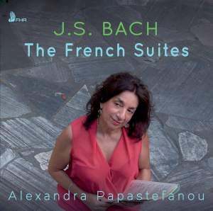 Bach: the French Suites Product Image