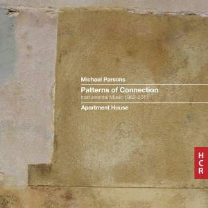 Parsons: Patterns of Connection - Instrumental Music 1962-2017