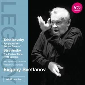 Evgeny Svetlanov conducts Stravinsky & Tchaikovsky Product Image