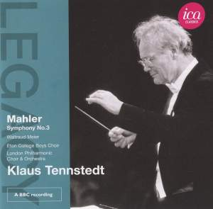 Klaus Tennstedt conducts Mahler