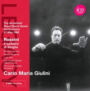 Rossini: Il barbiere di Siviglia Product Image