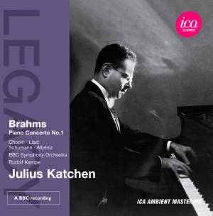 Brahms: Piano Concerto No. 1 Product Image