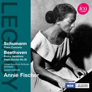 Annie Fischer plays Beethoven & Schumann Product Image