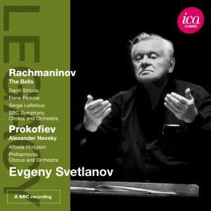 Evgeny Svetlanov conducts Rachmaninov & Prokofiev Product Image
