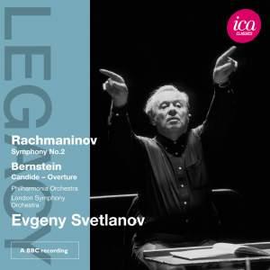 Evgeny Svetlanov conducts Rachmaninov & Bernstein Product Image