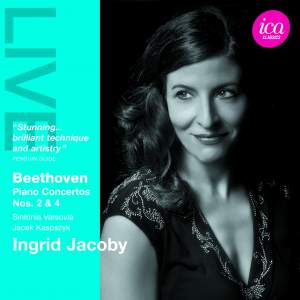Ingrid Jacoby plays Beethoven Piano Concertos Product Image