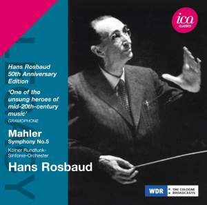 Hans Rosbaud 50th Anniversary Edition Product Image