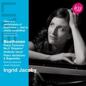 Beethoven: Piano Concerto No. 5 Product Image