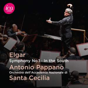 "Elgar: Symphony No. 1, Op. 55 & In the South, Op. 50 ""Alassio"" (Live)"