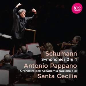 Schumann: Symphonies Nos. 2 & 4