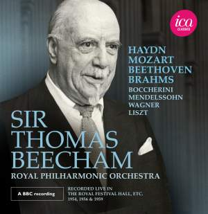 Sir Thomas Beecham - Royal Philharmonic Orchestra