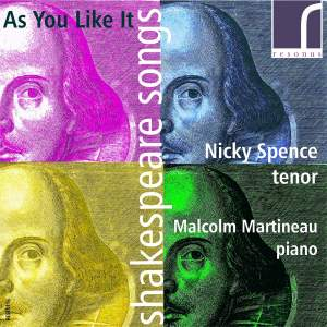Shakespeare Songs: As You Like It