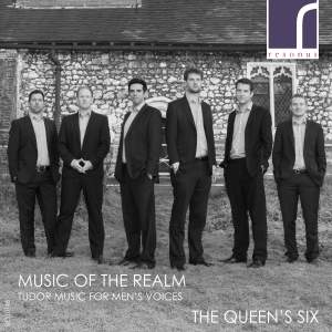 Music of the Realm: Tudor Music for Men's Voices Product Image