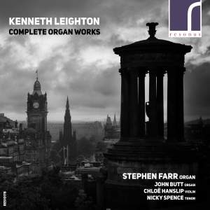 Leighton: Complete Organ Works