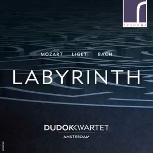 Labyrinth: Mozart, Ligeti, Bach