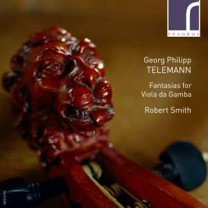 Telemann: Fantasias (12) for Viola da Gamba, TWV 40:26-37