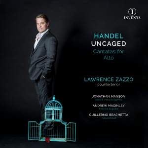 Handel Uncaged: Cantatas for Alto Product Image