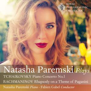 Natasha Paremski plays Rachmaninov & Tchaikovsky
