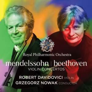 Mendelssohn & Beethoven: Violin Concertos