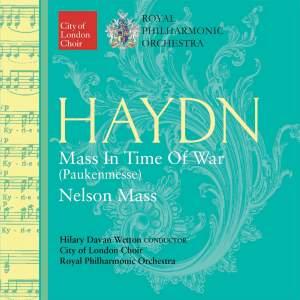 Haydn: Paukenmesse & Nelson Mass