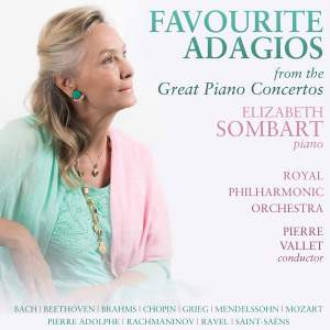 Favourite Adagios from the Great Piano Concertos