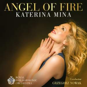 Angel Of Fire - Favourite Opera Arias