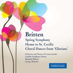 Britten: Spring Symphony Product Image