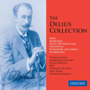 The Delius Collection Volume 6