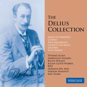 The Delius Collection Volume 7