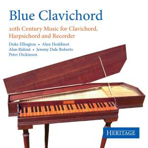 Blue Clavichord Product Image