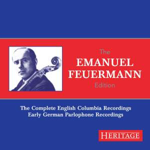 The Emanuel Feuermann Edition