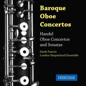 Handel: Oboe Concertos and Sonatas