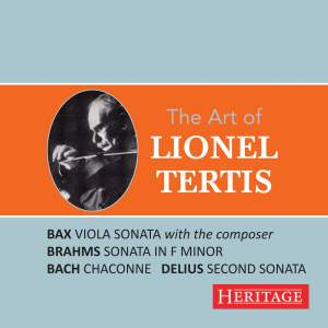 The Art of Lionel Tertis Product Image