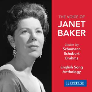 The Voice of Janet Baker