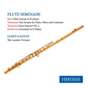 Flute Serenade: James Galway Product Image