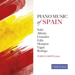 Piano Music of Spain