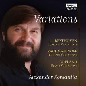 Variations: Alexander Korsantia
