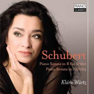 Schubert: Piano Sonatas Nos. 13 & 21