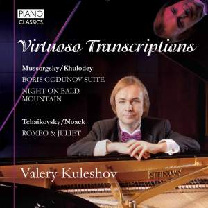 Virtuoso Transcriptions