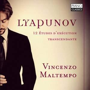 Lyapunov: 12 Études d'exécution transcendente, Op. 11