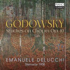 Godowsky: Studies (22) on Chopin's Etudes, for the left hand alone