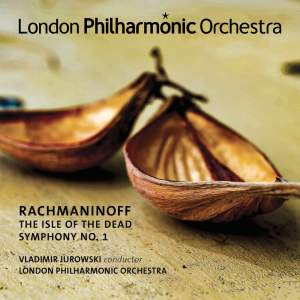 Rachmaninoff: Symphony No. 1 & Isle of the Dead