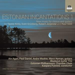 Estonian Incantations, Vol. 1 Product Image