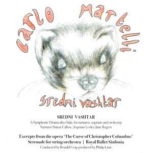 Carlo Martelli: Sredni Vashtar Product Image