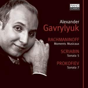 Alexander Gavrylyuk plays Rachmaninov, Scriabin & Prokofiev